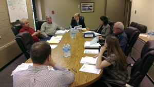 May 19, 2014 B&G Committee Meeting