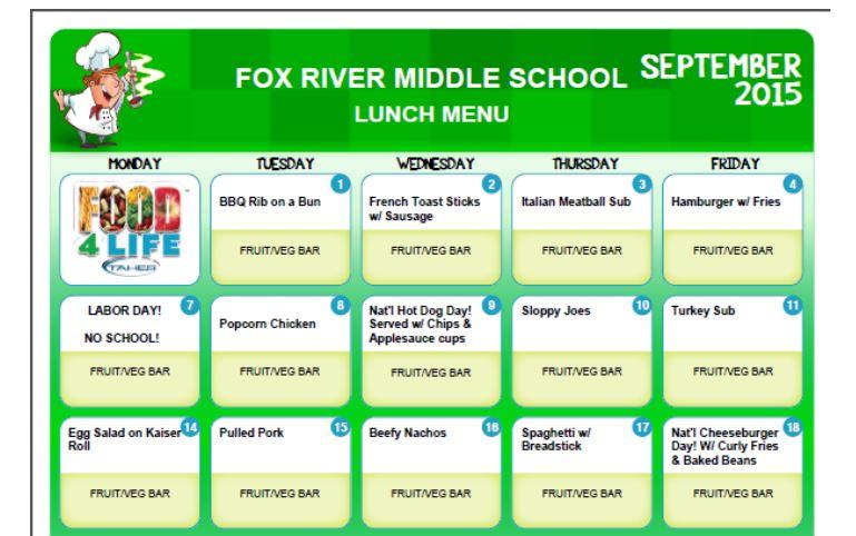 taher-september-2015-middle-school-lunch-menu