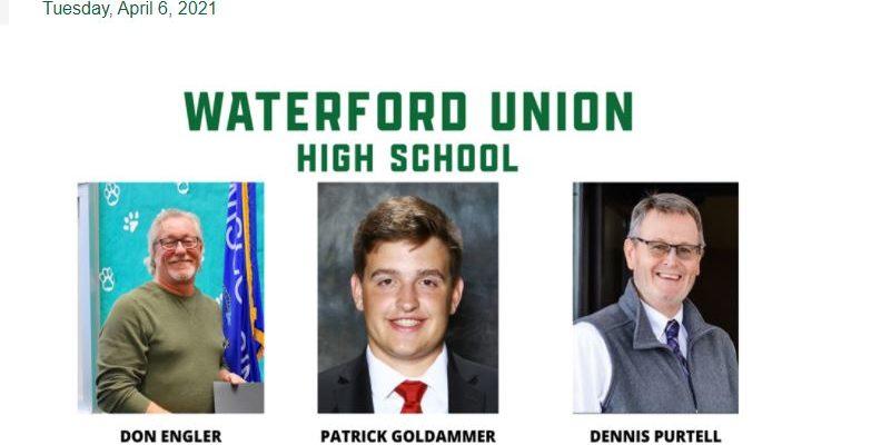 WUHS Candidates 2021